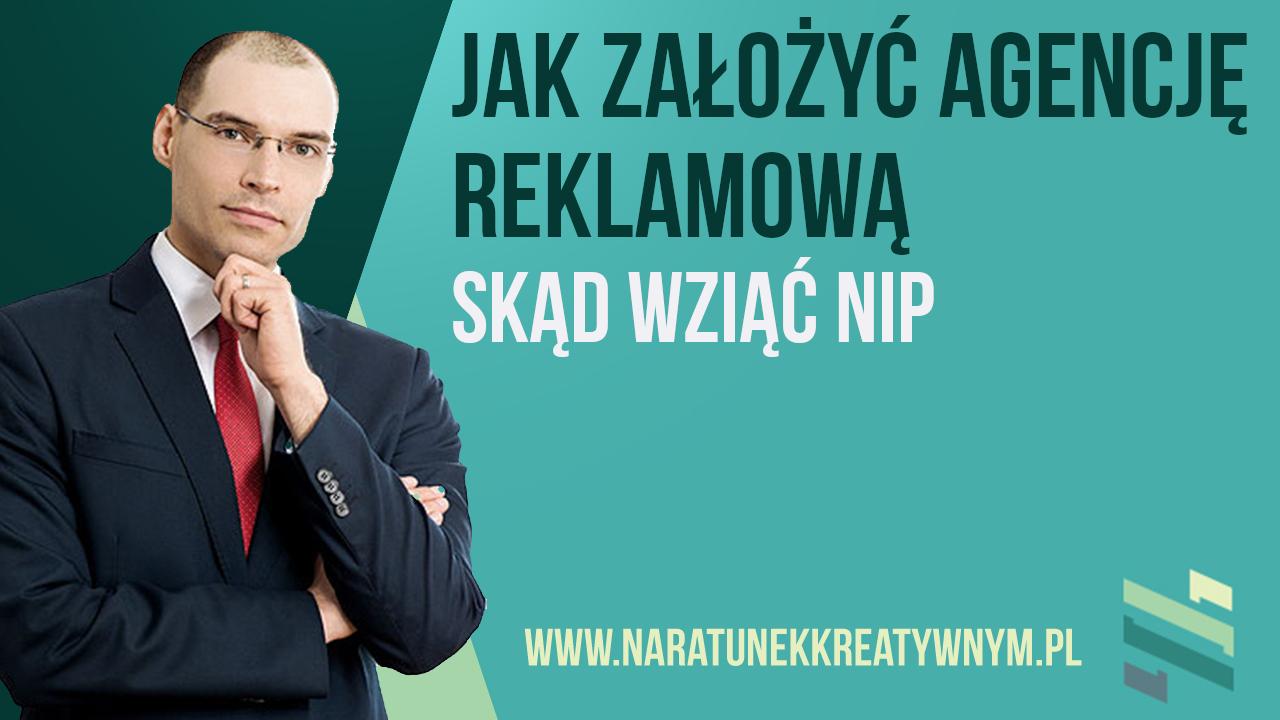 NIP agencji reklamowej